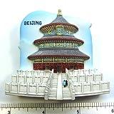 Souvenir Temple of Heaven Tiantan Park Beijing China 3D High Quality Magnet Free Shipping