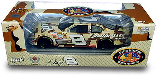 Buy Dale Earnhardt Jr. #8 Budweiser 2007 Exclusive SOWF Desert Camo 1:24 Diecast Car