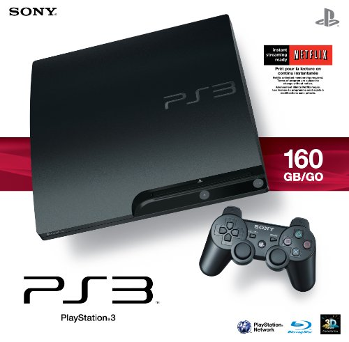 Sony PS3 Hardware 160GB Core