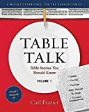 img - for Table Talk Volume 1 - Pastor's Program Kit: Bible Stories You Should Know book / textbook / text book