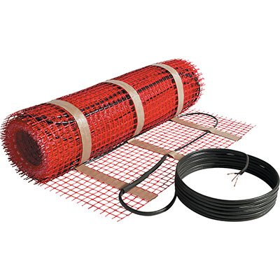 Ouellet THERMAT Floor Heating System - 120 Volts, 360 Watts, Model# OTM0362