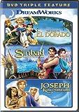 Road to El Dorado / Sinbad: Legend of Seven Seas [DVD] [Region 1] [US Import] [NTSC]