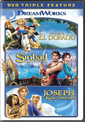 Road To El Dorado / Sinbad: Legend Of Seven Seas