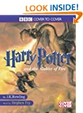 Harry Potter and the Goblet of Fire (Book 4 - Unabridged 18 Audio CD Set)