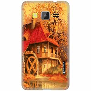 Printland Back Cover For Samsung Galaxy Core Prime - House Designer Cases