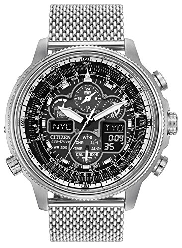 citizen-navihawk-at-mens-eco-drive-watch-with-black-dial-analogue-digital-display-and-silver-stainle