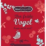 WortSch�tzchen 2012: Postkartenkalender
