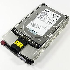 HP Universal Hard Drive hard drive - 146.8 GB - Ultra320 SCSI ( 347708-B22 )