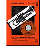 img - for Music Minus One Trumpet: Intermediate Trumpet Solos, vol. II (Gerard Schwarz) (Sheet Music & CD) book / textbook / text book