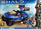 HALO Mega Bloks 97159 Halo Blue Series Rockethog