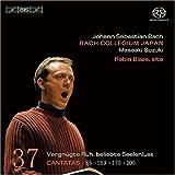 echange, troc Johann Sebastian Bach, Bach Collegium Japan Orchestra, Masaaki Suzuki, Robin Blaze - Bach: Cantates sacrées Vol. 37 BWV 169, 170, 35, 200