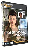 Poser 8 - Poser Pro 2010 Training DVD - Tutorial Video