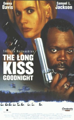 The Long Kiss Goodnight [VHS]
