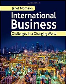 Business a changing world by o c ferrell