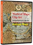 Antique/Historical Clip Art Maps