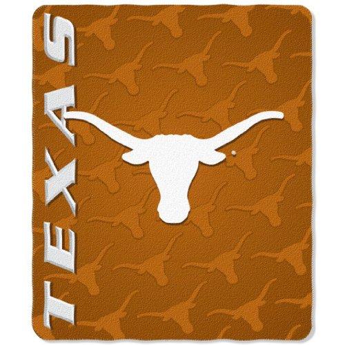 W2B - Texas Longhorns 50X60 Fleece Blanket - Mark Design