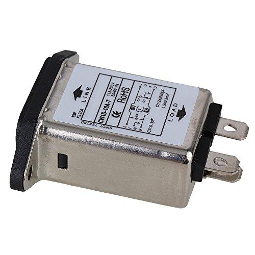 cnbtr-argento-metallo-cw1d-10-a-t-socke-tipo-ac115-250-v-10-a-soppressore-linea-di-alimentazione-fil