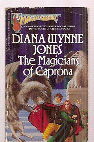 The Magicians of Caprona (Chrestomanci Books) (Ace Jones compare prices)