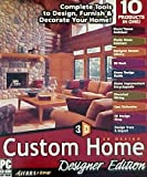 Sierra 3D Design Custom Home, Designer Edition