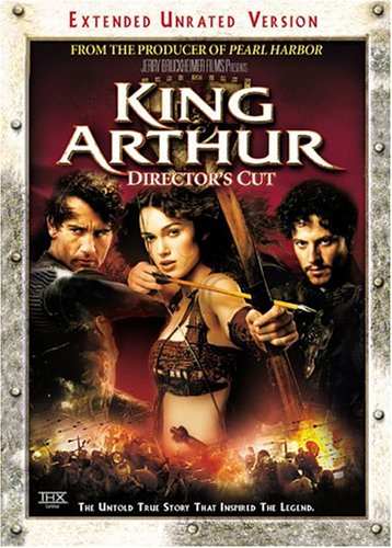 Cover art for  King Arthur - The Director's Cut (Widescreen Edition)