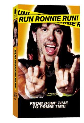 run-ronnie-run-vhs-import-usa