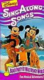 Disney's Sing Along Songs - Beach Party at Walt Disney World [VHS]
