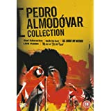 Pedro Almodovar Collection: Bad Education / Tie Me Up, Tie Me Down / Live Flesh / All About My Mother / Talk To Her [DVD] [2004]by Gael Garcia Bernal
