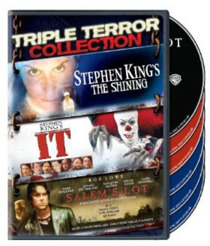 DVD : Triple Terror Collection (Boxed Set, 6 Disc)