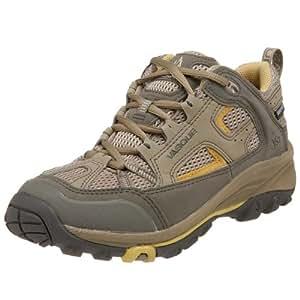 Vasque Women's Breeze Low VST GTX Waterproof Low Hiker,Tarmac/Oil Yellow,7 W