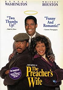 The Preacher's Wife DVD