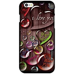 Apple iPhone 6S Back Cover ( Designer Printed Hard Case)