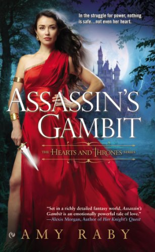Image of Assassin's Gambit: The Hearts and Thrones Series