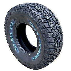 Amazon Com P 225 75 16 Wild Country Xtx Sport A T Tire