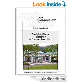 Mein Womo Stellplatzf�hrer: Thermen in Deutschland / Nord (German Edition)