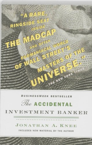 The Accidental Investment Banker: Inside the Decade That Transformed Wall Street price comparison at Flipkart, Amazon, Crossword, Uread, Bookadda, Landmark, Homeshop18