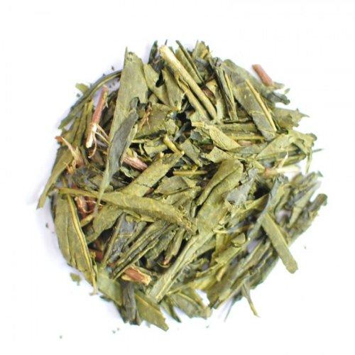 Tokyo Matcha Selection Tea - Naturalitea : Organic Autumn Bancha Tea 200G (7.05Oz) Japanese Pure Bancha Green Tea From Shizuoka [Standard Ship By Sal: No Tracking Number]