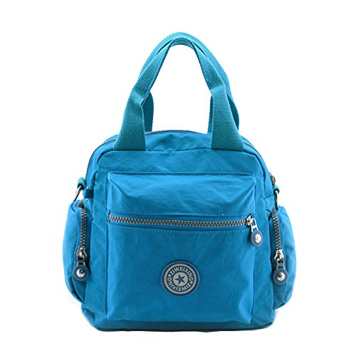 Hybase Women's Cross Bag Casual Canvas Shoulder Bag
