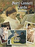 Mary Cassatt Cards: 24 Cards (Card Books) (0486261352) by Cassatt, Mary