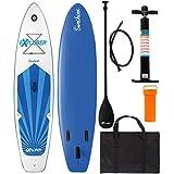 EXPLORER SUNSHINE SUP inflatable Stand Up Paddle Surfboard iSUP aufblasbar
