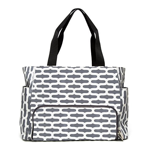 Nurse Purse Breast Pump Bag - Lattice