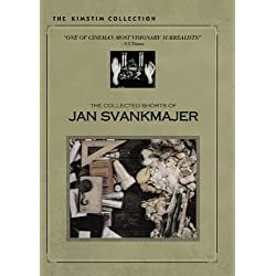 Funny product The Collected Shorts of Jan Svankmajer