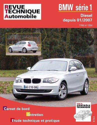 Rta Bmw Serie 1 Diesel Depuis 01/2007 - 118D Et 120D