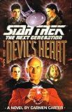 THE DEVIL'S HEART [STAR TREK THE NEXT GENERATION] BY CARMEN CARTER (0671975366) by Carmen Carter