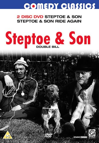 Steptoe & Son - Double Bill [DVD]