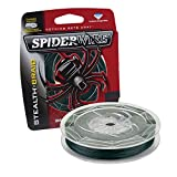Spiderwire Braided Stealth Superline, 300-Yard/65-Pound, Moss Green
