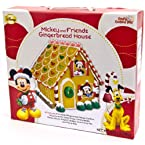 Mickey & Friends Gingerbread House Kit