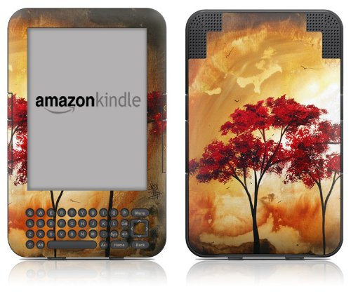 DecalGirl Kindle Skin (Fits Kindle Keyboard) Empty Nest (Matte Finish)