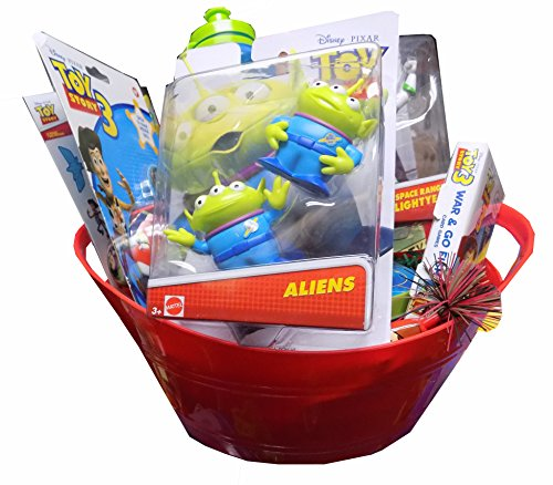 Disney Pixar Toy Story Gift Basket - Perfect for Easter, Birthdays, Christmas, or Other Occasion (Toy Story Easter Basket compare prices)