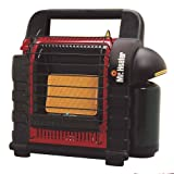 Mr. Heater MRHF273400 Buddy Portable LP Gas Heater ~ Mr. Heater