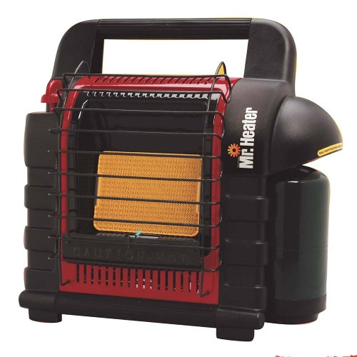 Mr. Heater MRHF273400 Buddy Portable LP Gas Heater